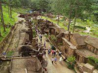clay tunnel dalat