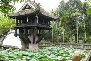 独住寺 One Pillar Pagoda