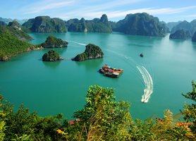 下龙湾 - Halong Bay
