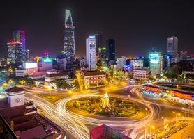 胡志明市 - Ho Chi Minh City