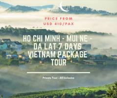 胡志明市-美奈-大叻七日之越南旅游
