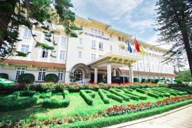 Dalat Hôtel du Parc 酒店