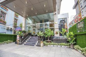 Golden Central Hotel Saigon 酒店