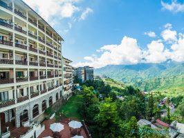 Bamboo Sapa酒店