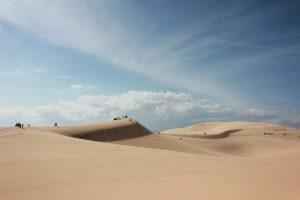 White Sand Dunes - Muine